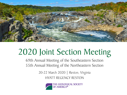 Joint 69th Annual Southeastern / 55th Annual Northeastern Section Meeting - 2020